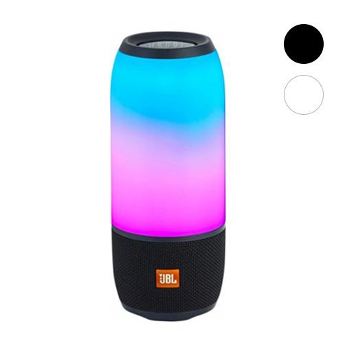 JBL 펄스3 블루투스 스피커 LED (블랙 / 화이트)