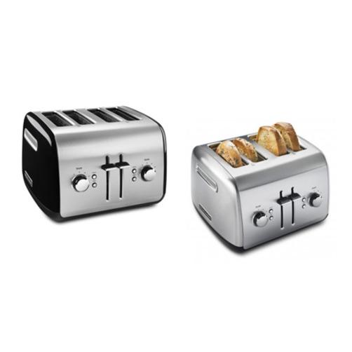 [해외][키친에이드] 4 슬라이스 토스터 - 색상 옵션