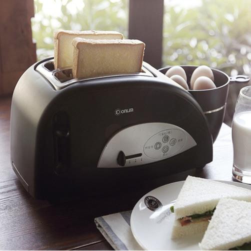 [Donlim] 바쁜 현대인을 위한 계란후라이 토스트기