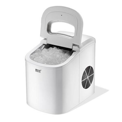 6분 급속 냉각 아이스 미니 제빙기 / 저소음 사무실 사용가능